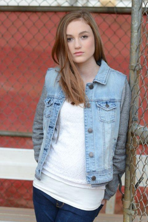 Madison Lintz (2014)